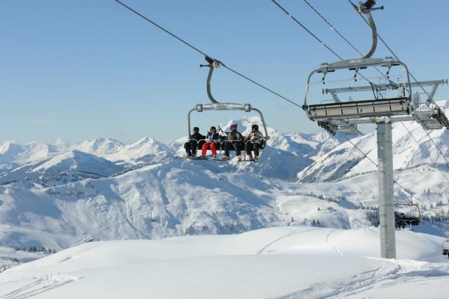 Sortie ski découverte des Portes du Soleil