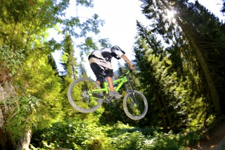 BikePark | campsite l'oustalet | summer | Châtel 2