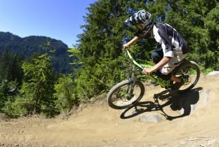 BikePark | campsite l'oustalet | summer | Châtel