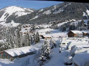 Campsite l'oustalet | Châtel | swimming pool |4 stars| winter | Haute-Savoie