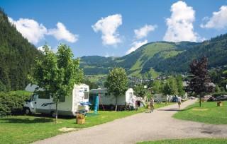 emplacements | camping l'oustalet 4 étoiles | montagne | haute savoie | châtel