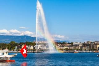 Genève | Lac Léman | Suisse | camping l'Oustalet | Châtel