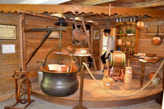 Maison du val d'Abondance | vallée d'Abondance | camping l'Oustalet | Châtel