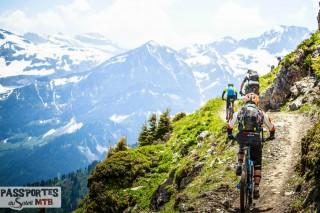 Pass'Portes du Soleil MTB | camping l'oustalet | châtel | 1