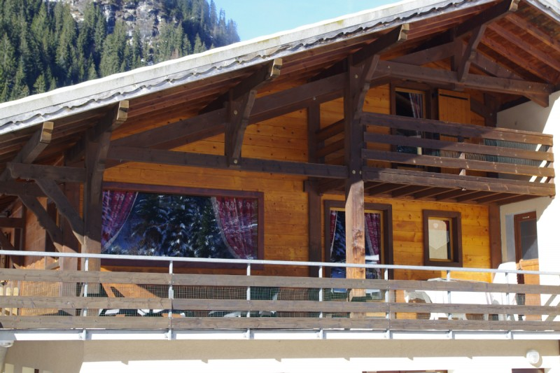 appartement-chalet | camping l'oustalet | châtel | 7