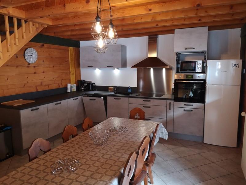 apartment-chalet | campsite l'oustalet | châtel | 2