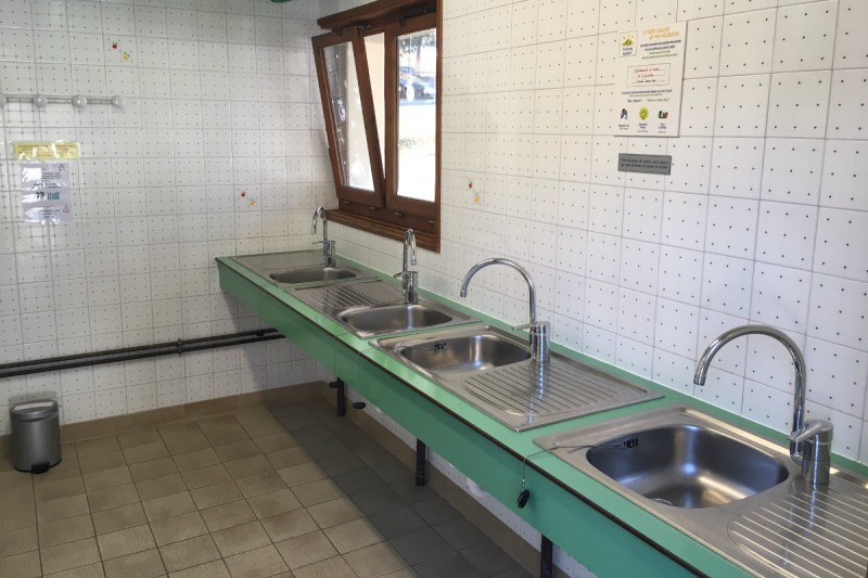 Dishwashers room