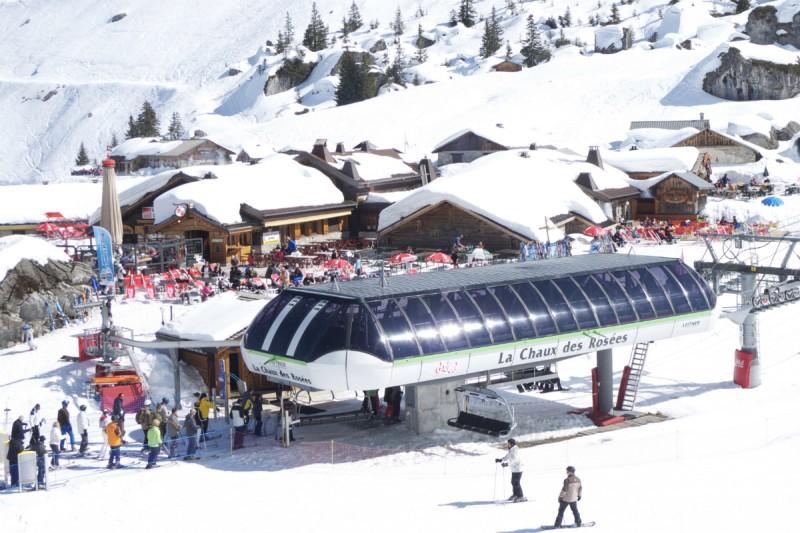 domaine skiable | portes du soleil | camping l'oustalet | jf vuarand | 3