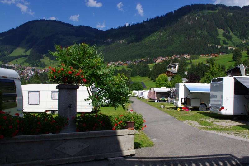 l'oustalet | hôtel de plein air | montagne en été | châtel | haute savoie | 3