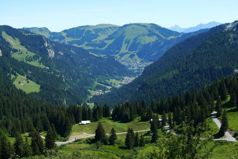 l'oustalet | hôtel de plein air | montagne en été | châtel | haute savoie | 5
