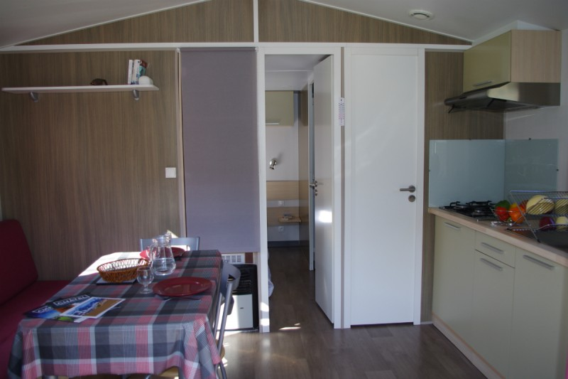 Mobile home 2 persons