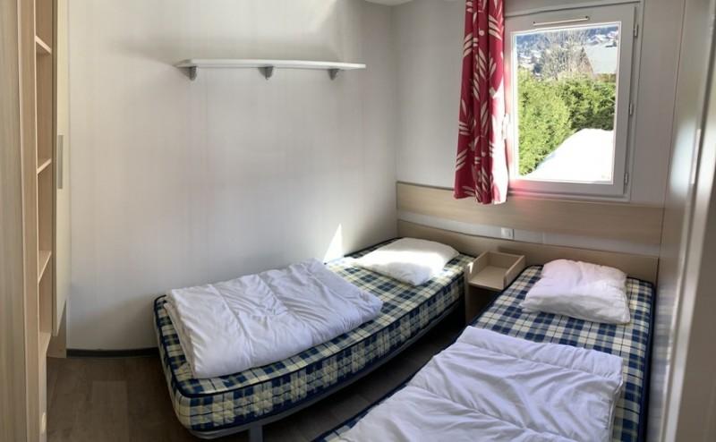 mobil-home 4 pers. | l'oustalet | camping avec piscine | été en montagne | châtel | haute savoie |11