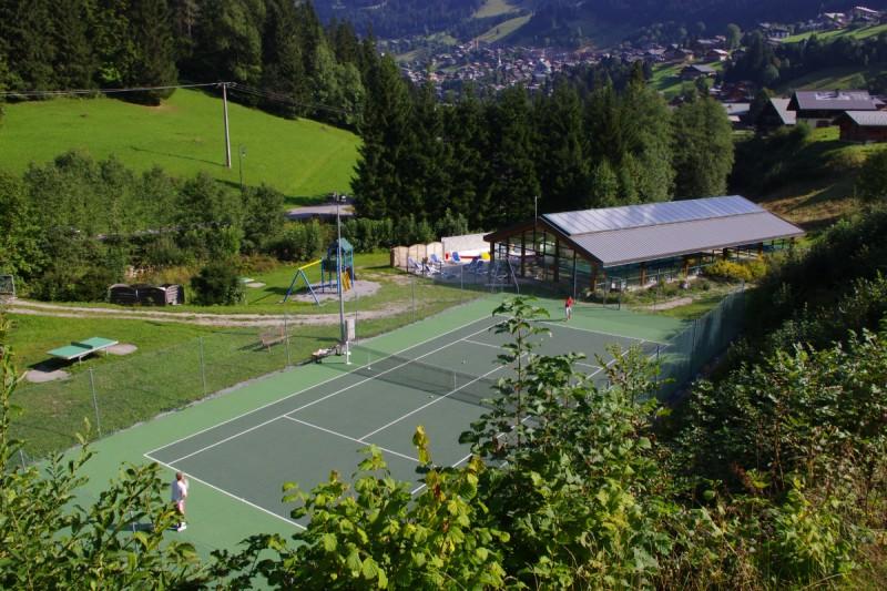 Piscine couverte et chauffée | Camping l'Oustalet | 4 étoiles | Châtel |Haute-Savoie 1