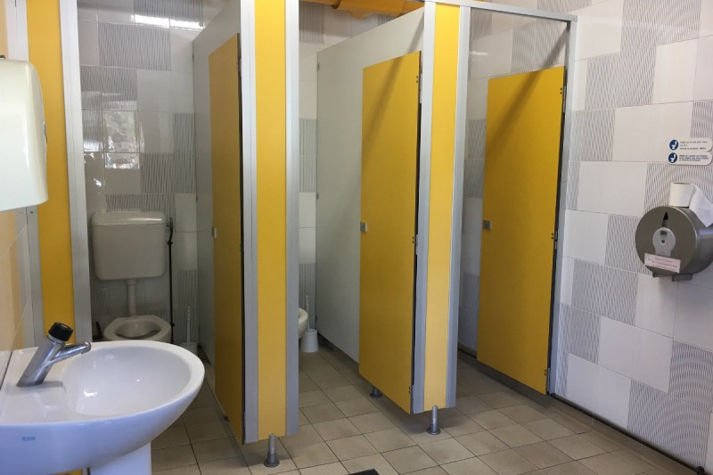 Toilets for women